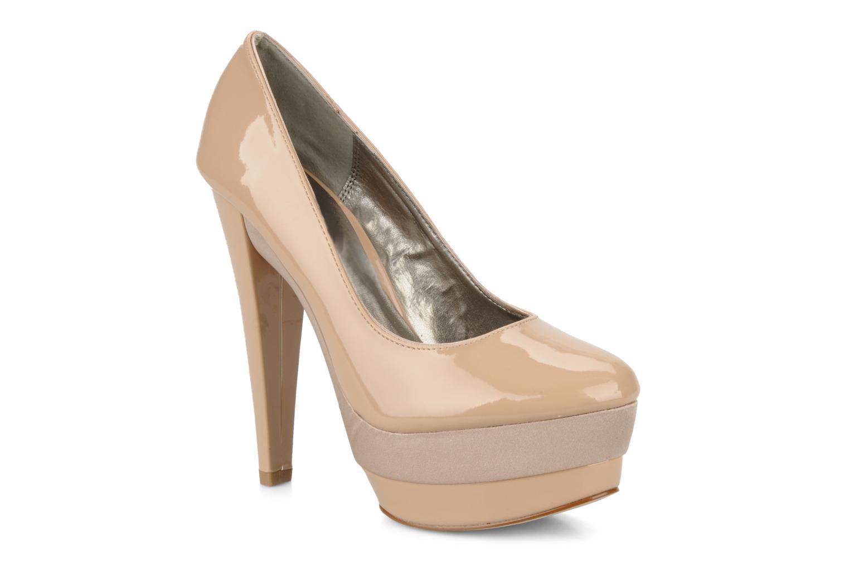 Décolleté I Love Shoes Jupiter Beige vedi dettaglio/paio