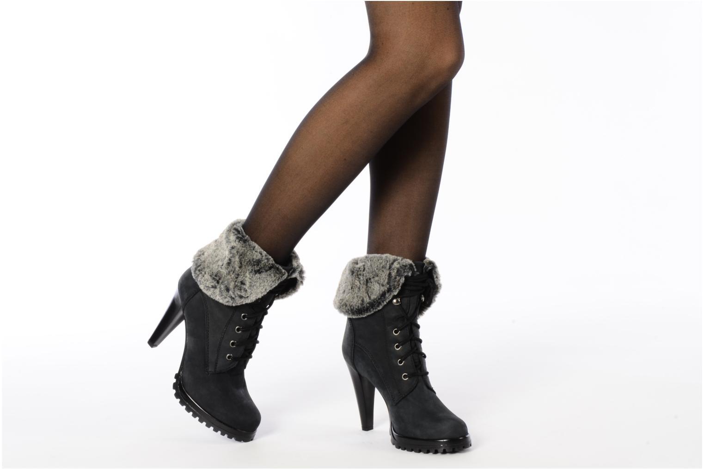 Boots en enkellaarsjes Georgia Rose Merussa Zwart onder