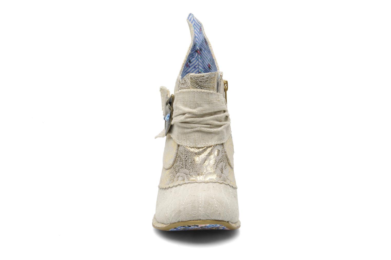 Boots en enkellaarsjes Irregular Choice Miaow Beige model