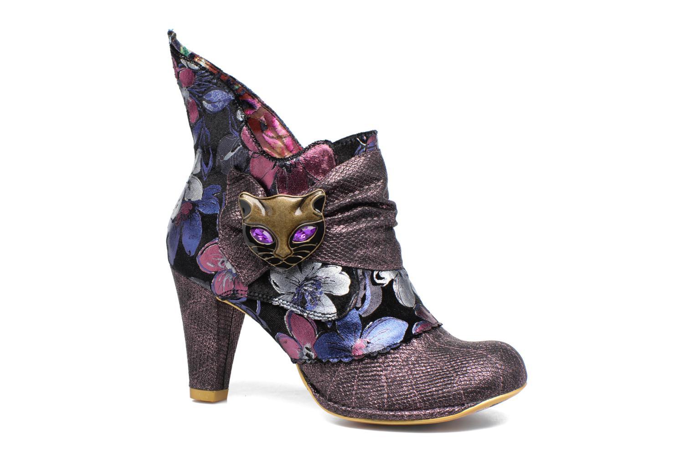 Miaow Purple Floral