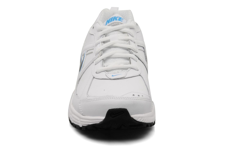 Sportschoenen Nike Dart 9 lea bgp Wit model