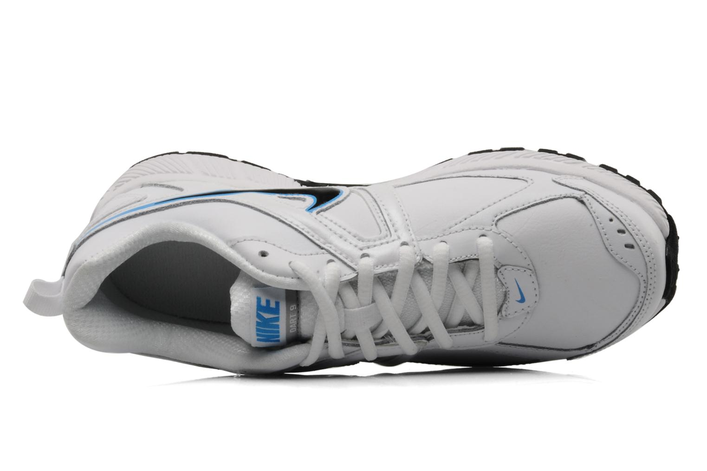 Sportschoenen Nike Dart 9 lea bgp Wit links