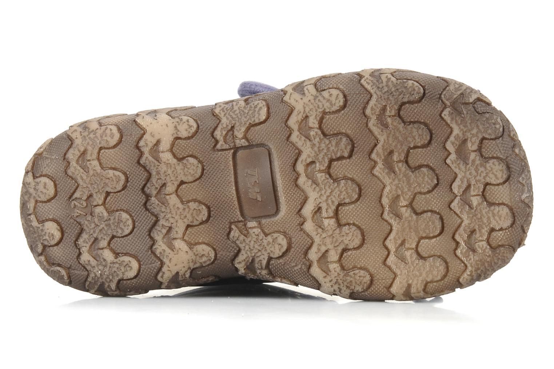 Bottines et boots Bisgaard Loona Violet vue haut