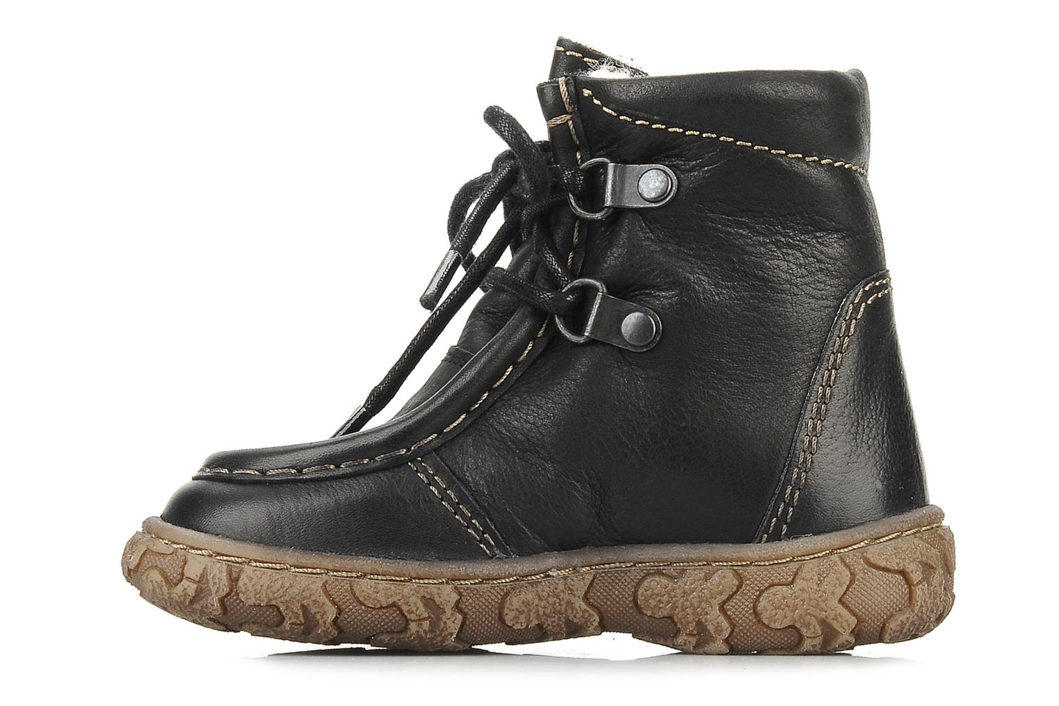Ankle boots Bisgaard Loona Black front view