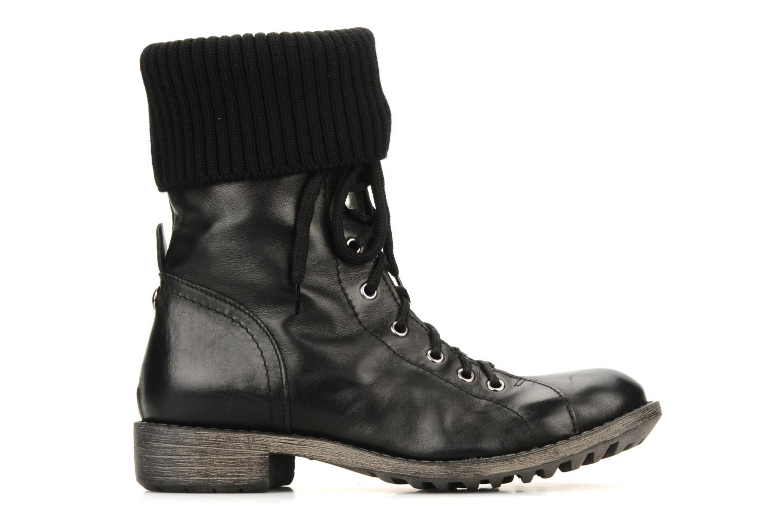 Boots en enkellaarsjes Eden Nems Zwart achterkant