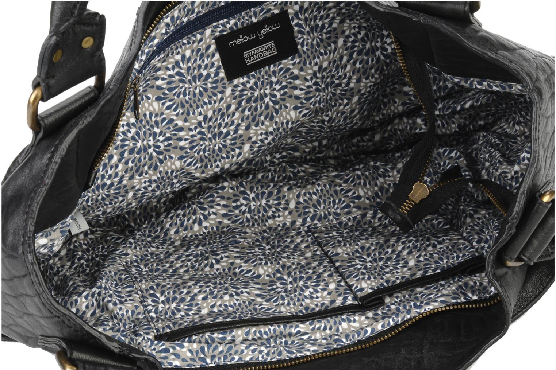 Handbags Mellow Yellow Karte Black back view
