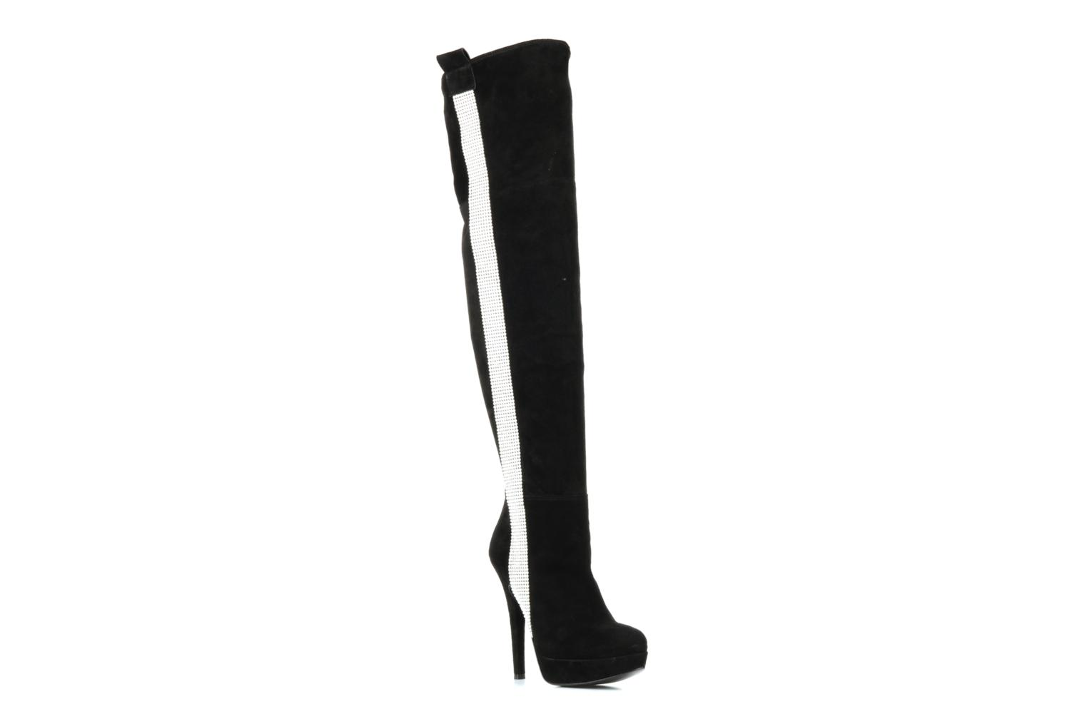 Boots & wellies Eden Zila Black detailed view/ Pair view