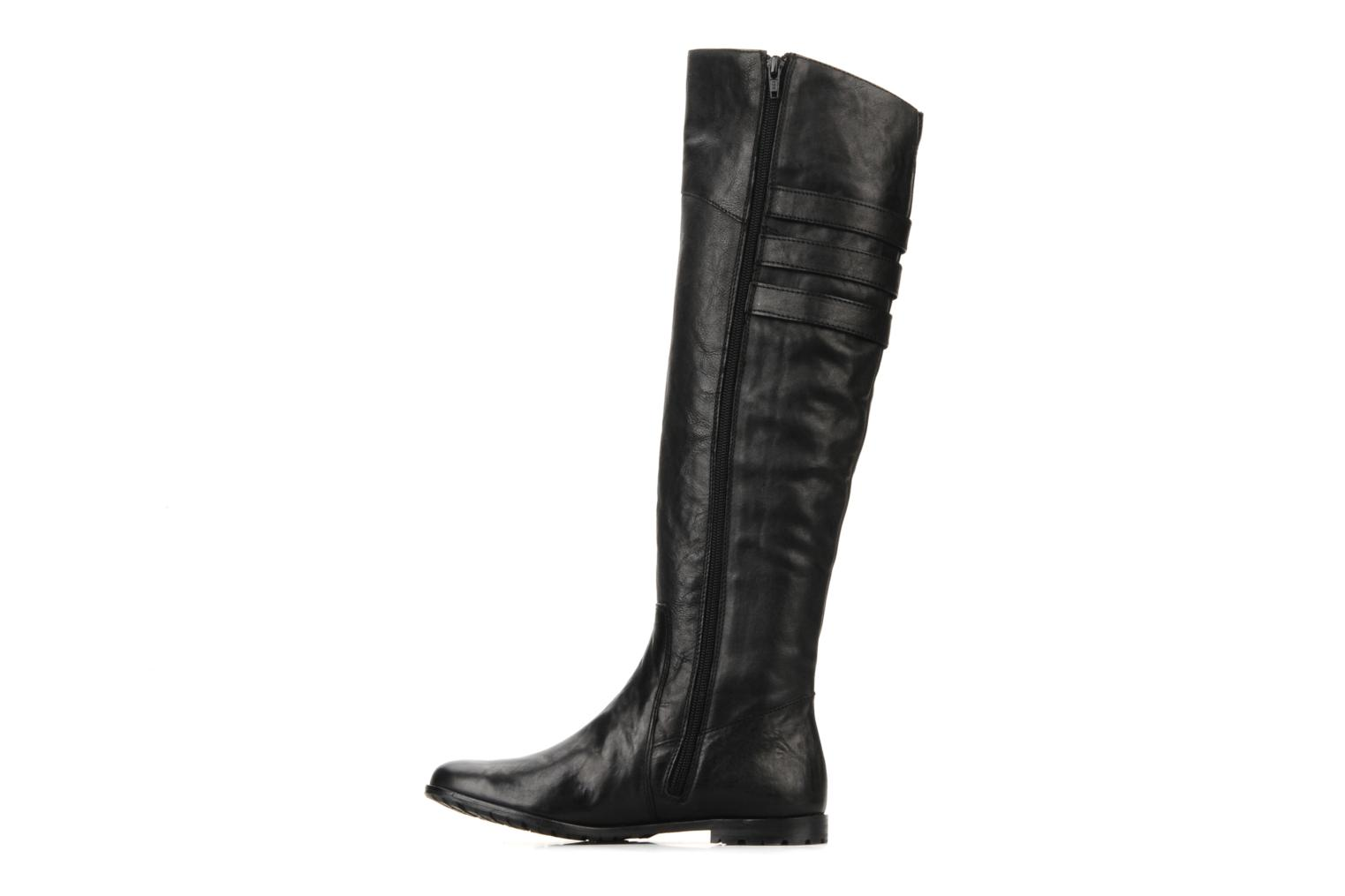 Boots & wellies Eden Bazi Black front view