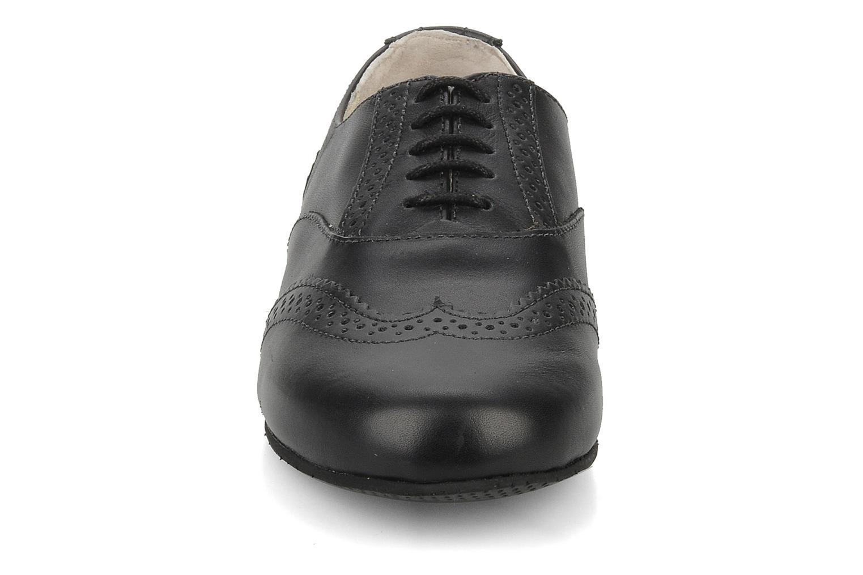 Chaussures à lacets Start Rite Fran Noir vue portées chaussures