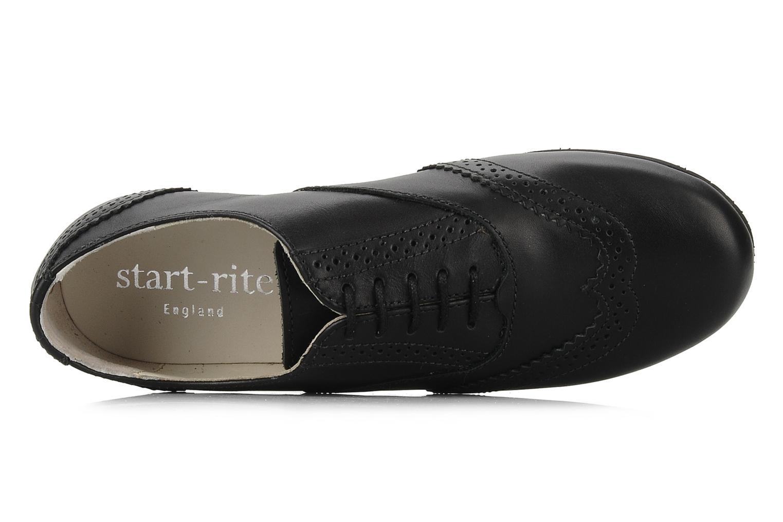 Chaussures à lacets Start Rite Fran Noir vue gauche