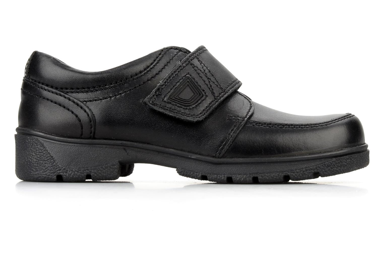 Chaussures à scratch Start Rite Accelerate Noir vue derrière