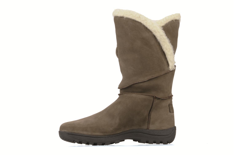 Bottines et boots Caprice Kosma Marron vue face
