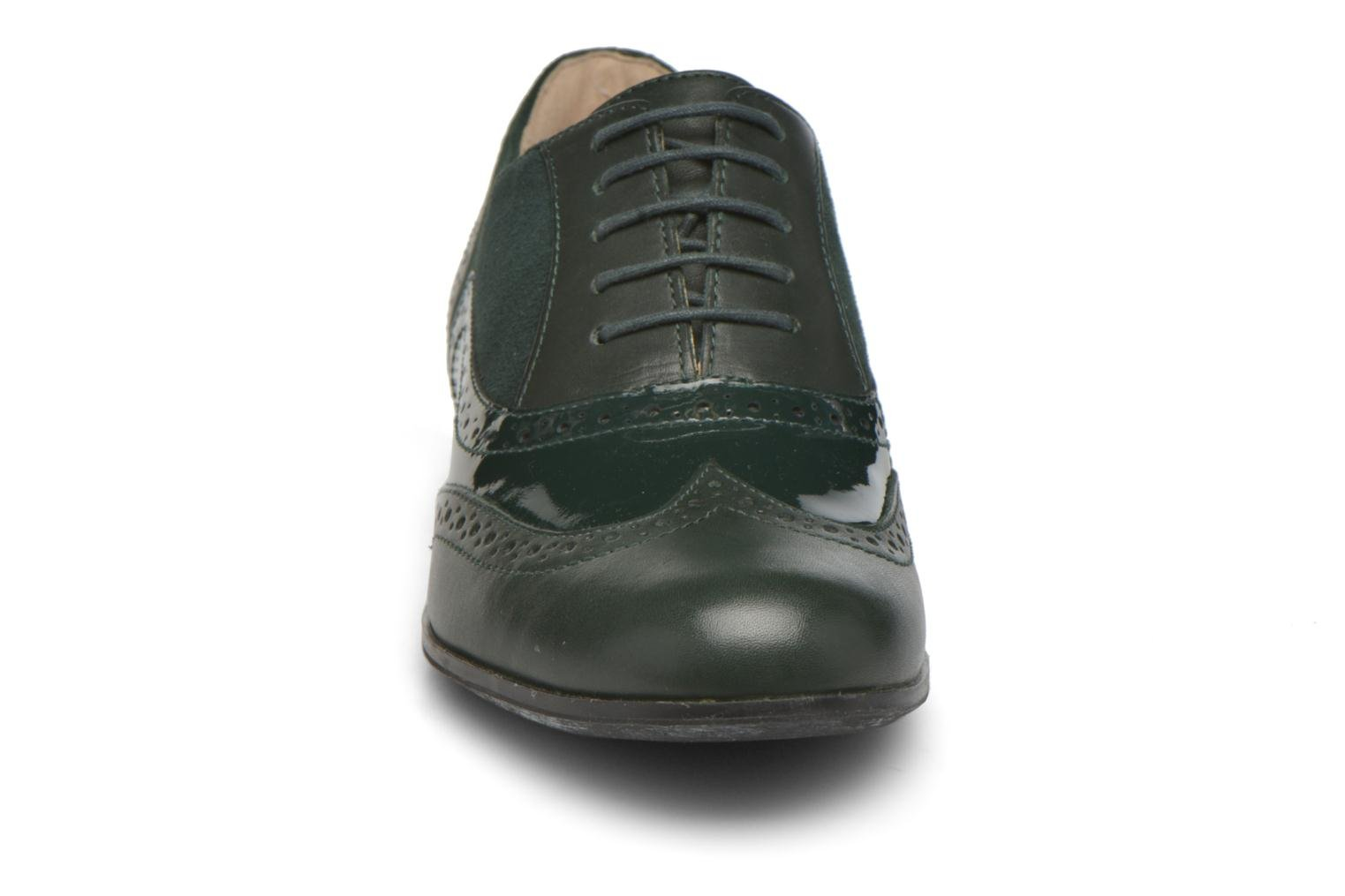 Veterschoenen Clarks Hamble oak Groen model