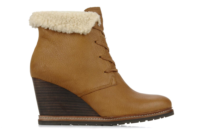 Boots en enkellaarsjes Marc O'Polo Julietta Bruin achterkant