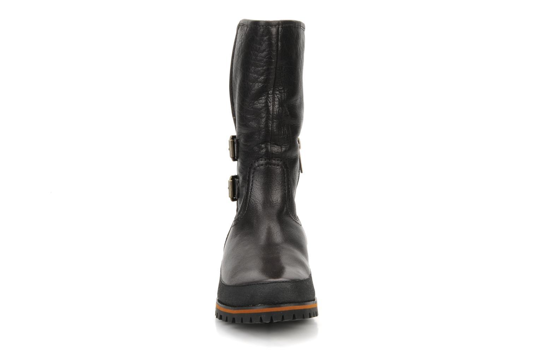 Bottines et boots Marc O'Polo Cross Marron vue portées chaussures