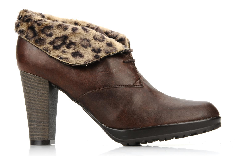 Stiefeletten & Boots Elizabeth Stuart Alra braun ansicht von hinten