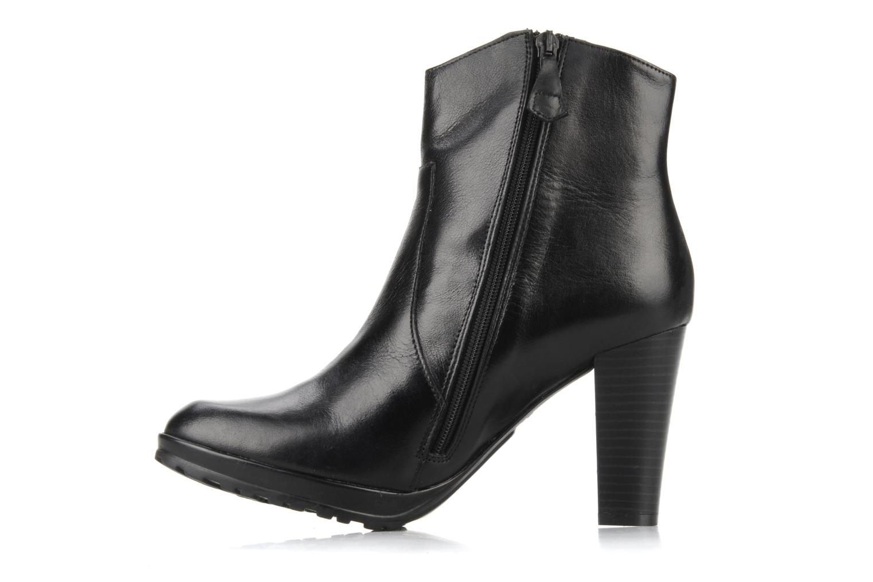 Bottines et boots Elizabeth Stuart Alry Noir vue face
