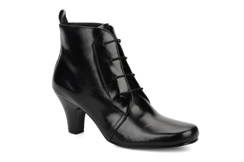 Boots en enkellaarsjes Elizabeth Stuart Biffy Zwart detail