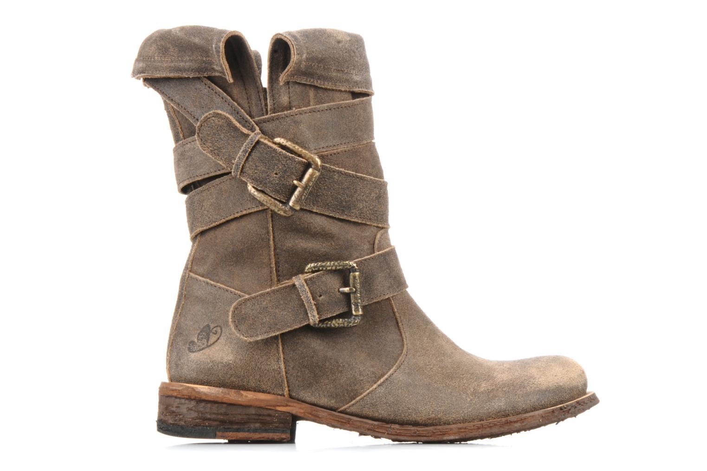 Bottines et boots Myma Jennie Felmini Marron vue derrière