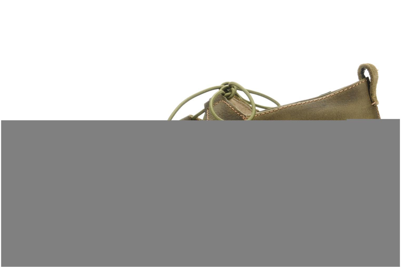 Escarpins El Naturalista Recyclus ella nw922 Vert vue face