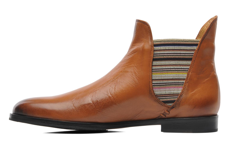 Stiefeletten & Boots Melvin & Hamilton Susan 2 braun ansicht von vorne
