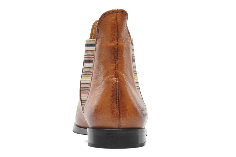 Stiefeletten & Boots Melvin & Hamilton Susan 2 braun ansicht von rechts