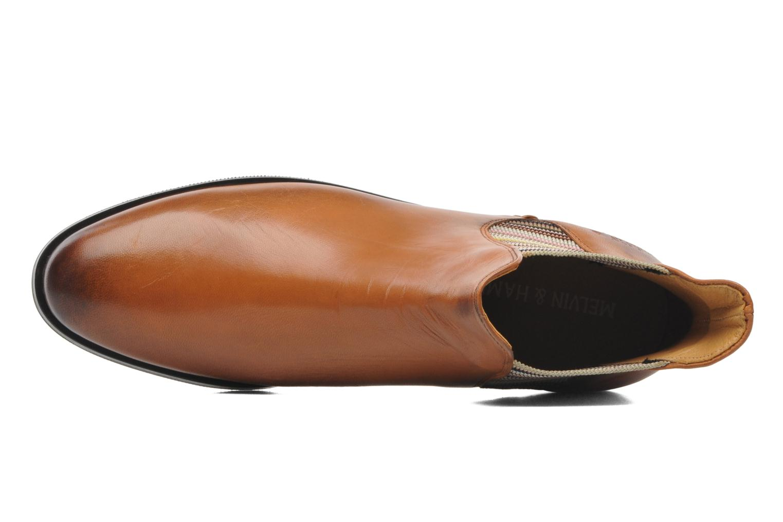 Stiefeletten & Boots Melvin & Hamilton Susan 2 braun ansicht von links