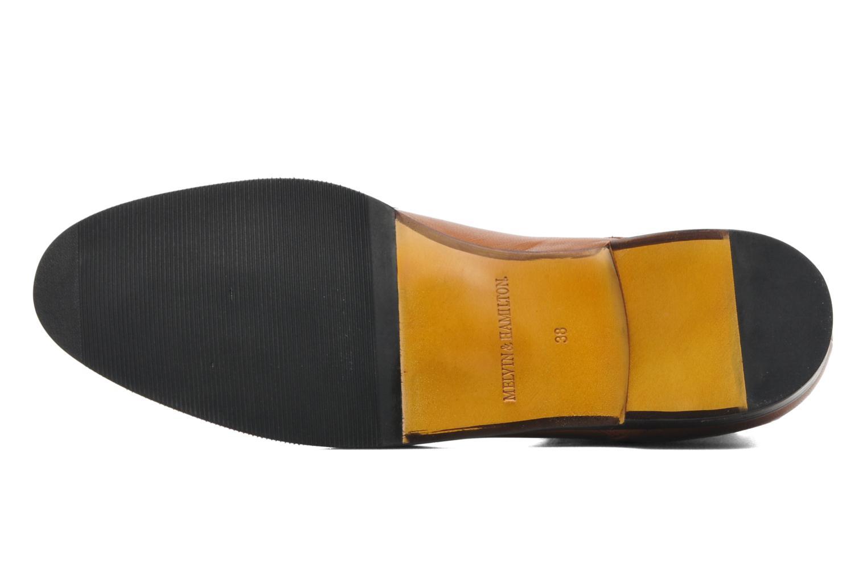 Stiefeletten & Boots Melvin & Hamilton Susan 2 braun ansicht von oben