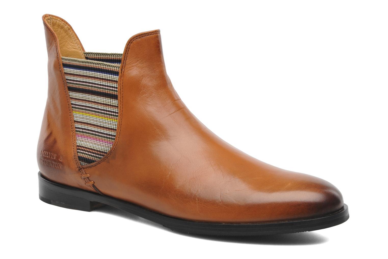 Stiefeletten & Boots Melvin & Hamilton Susan 2 braun detaillierte ansicht/modell