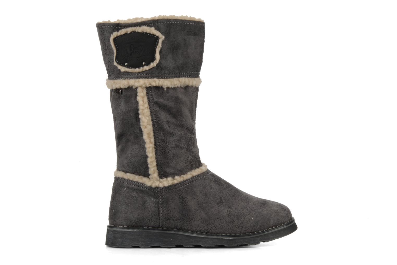 Stiefel I Love Shoes Fashion grau ansicht von hinten
