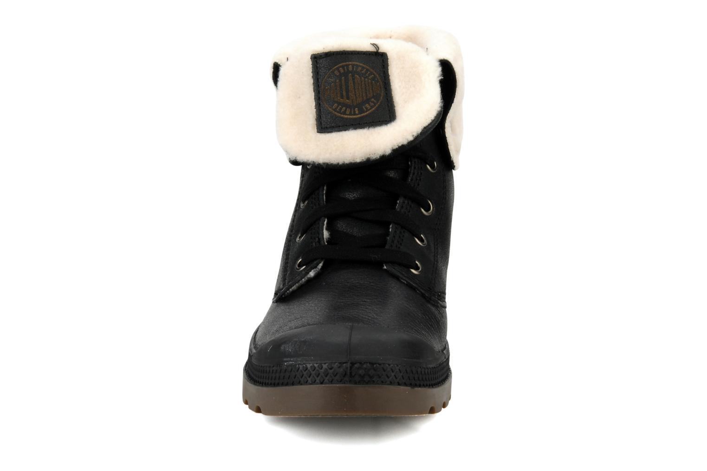 Boots en enkellaarsjes Palladium Baggy l s m Zwart model