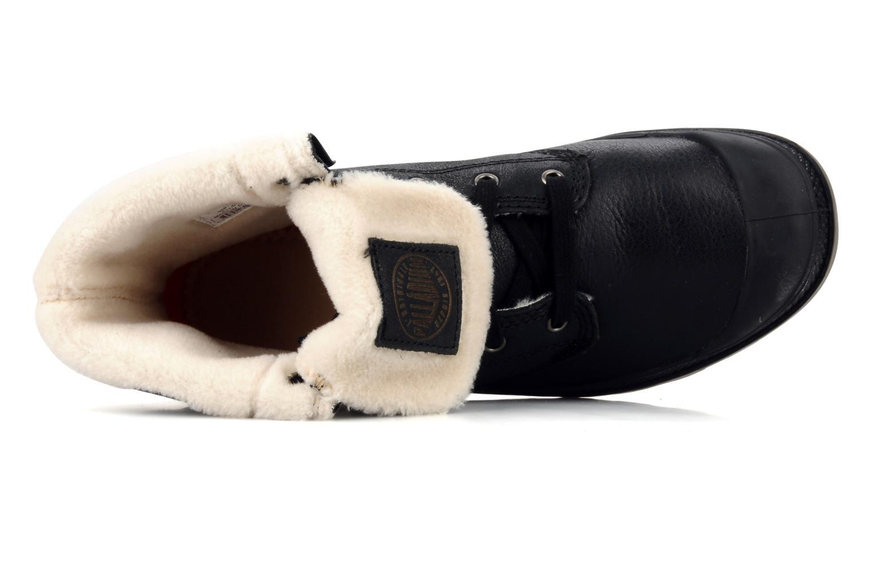 Boots en enkellaarsjes Palladium Baggy l s m Zwart links