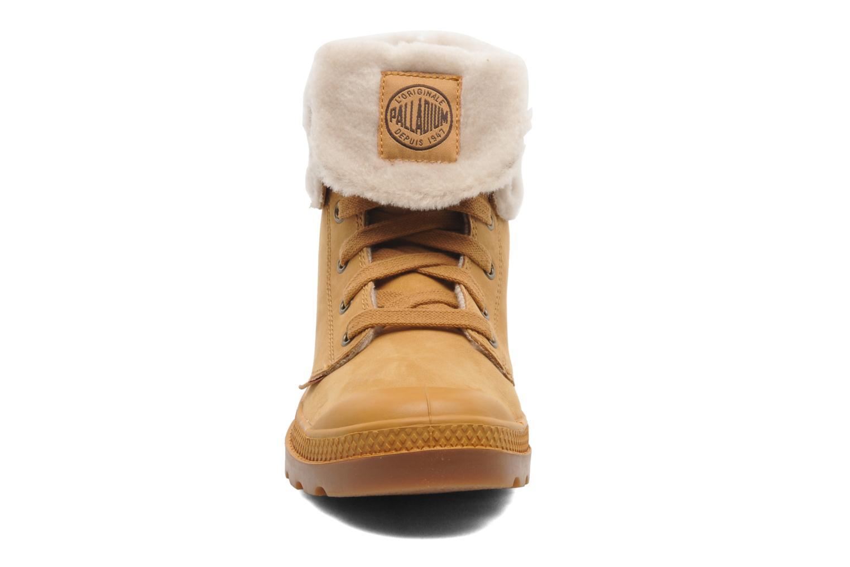 Stiefeletten & Boots Palladium Baggy ls w beige schuhe getragen