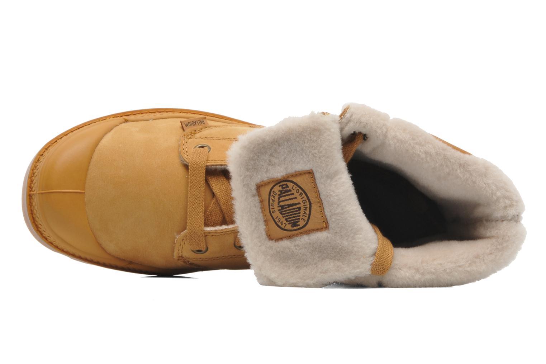 Boots en enkellaarsjes Palladium Baggy ls w Beige links