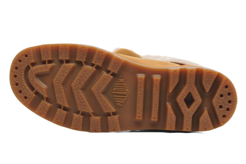 Stiefeletten & Boots Palladium Baggy ls w beige ansicht von oben