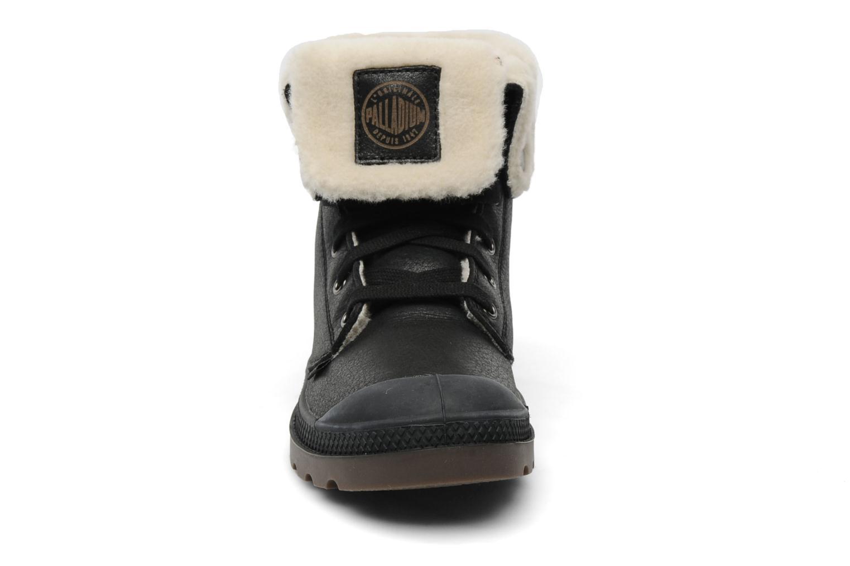 Boots Palladium Baggy ls w Svart bild av skorna på