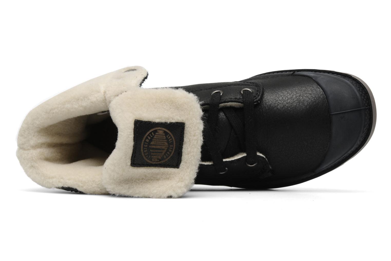 Stiefeletten & Boots Palladium Baggy ls w schwarz ansicht von links