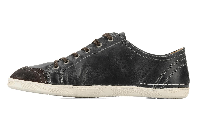 Sneakers Palladium Dali smk Nero immagine frontale