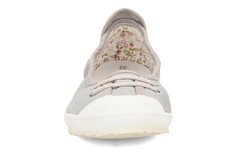 Ballerinas Palladium Marion cvs grau schuhe getragen