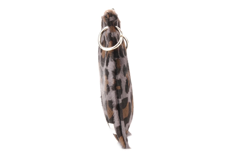 Mini Bags Georgia Rose Luna Cuir braun schuhe getragen