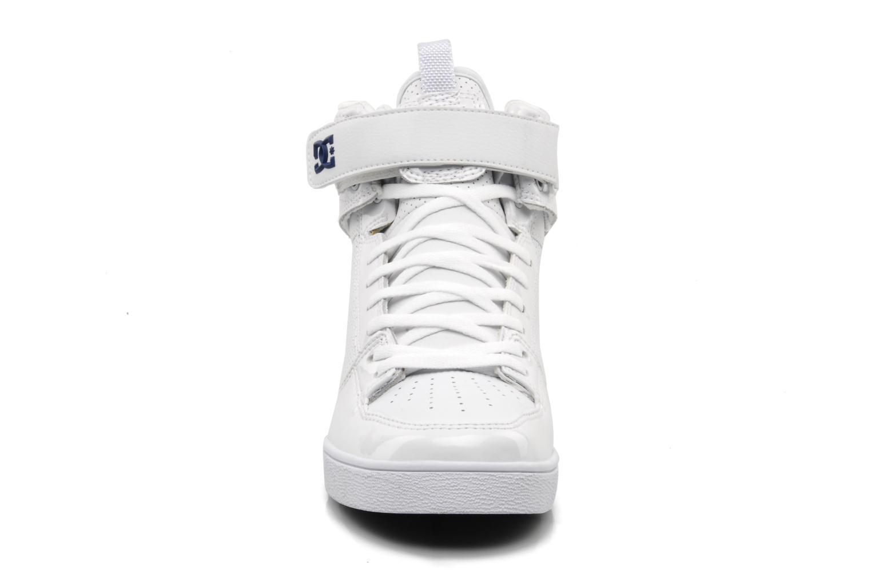 Scarpe sportive DC Shoes Royal Bianco modello indossato