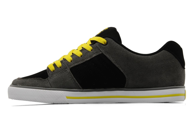 Sportschuhe DC Shoes Chase grau ansicht von vorne