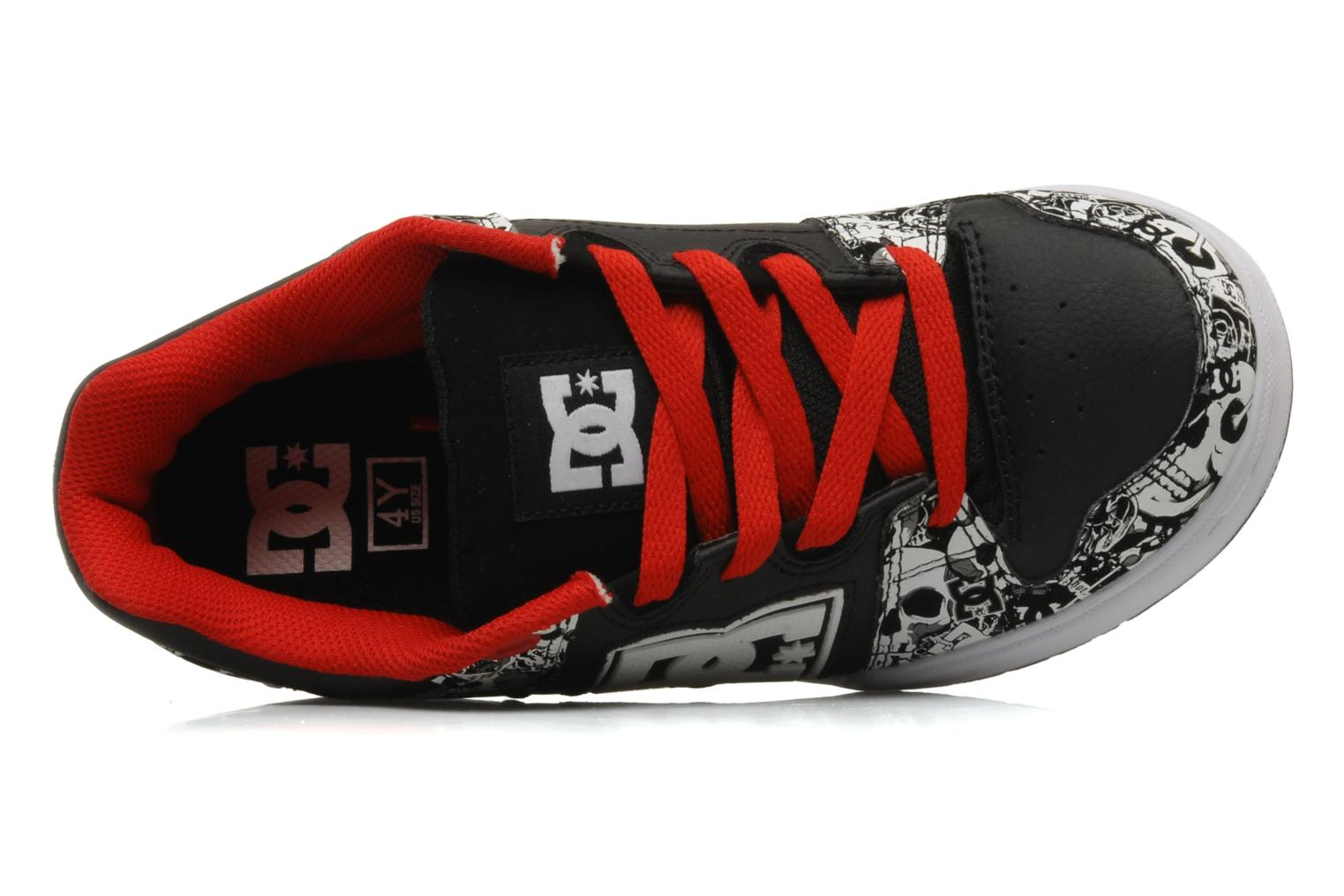 Sport shoes DC Shoes Turbo 2 k Multicolor view from the left