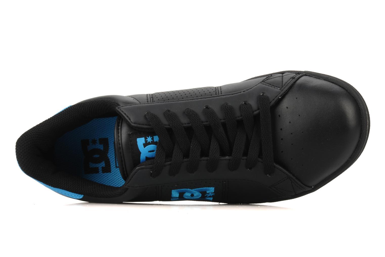 Ignite Black fluorescent blue