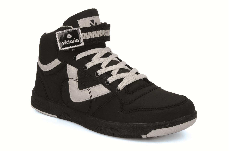 Sneaker nylon m Negro