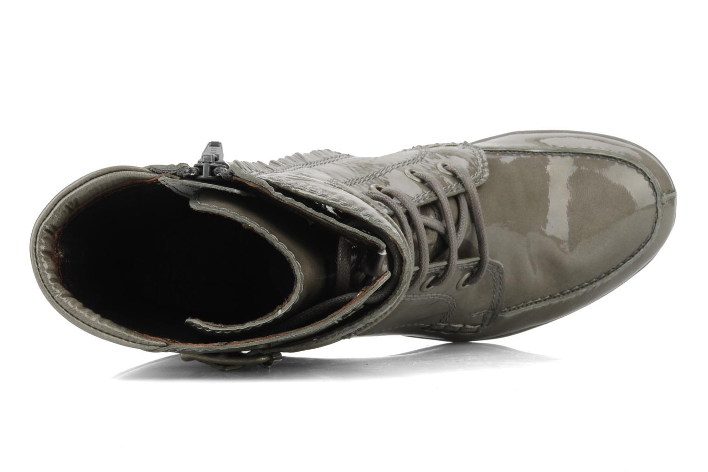 Bottines et boots Pataugas Leila w Gris vue gauche