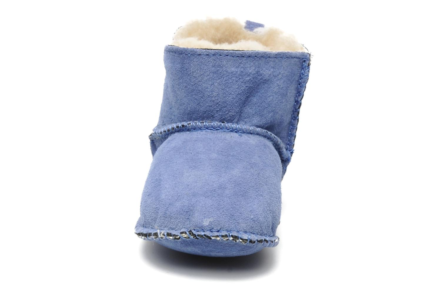 Ankle boots Emu Australia Baby bootie Blue model view