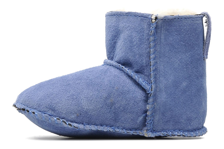 Stiefeletten & Boots Emu Australia Baby bootie blau ansicht von vorne