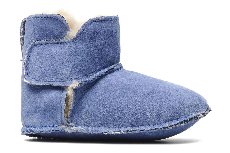 Bottines et boots Emu Australia Baby bootie Bleu vue derrière