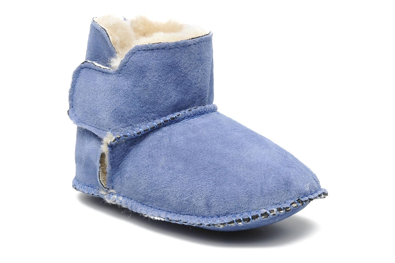 Ankle boots Emu Australia Baby bootie Blue detailed view/ Pair view